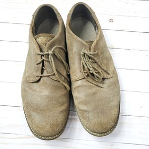 Timberland front country taupe suede